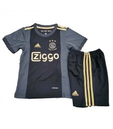 Ajax Third Soccer Jersey Kids Kit Football Youth Uniforms 2020-2021