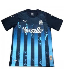 Olympique De Marseille Commemorative Special Limited Edition Jersey Blue 2019-2020