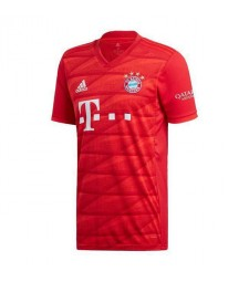 Bayern Munich Home Jersey 2019-2020