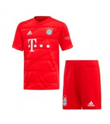Bayern Munich Home Kids Kit 2019-2020