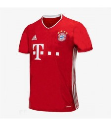 Bayern Munich Home Soccer Jersey Mens Football Shirt 2020-2021