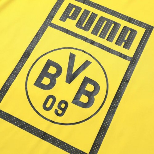 Borussia Dortmund Yellow Round-neck Shirt 2019-2020