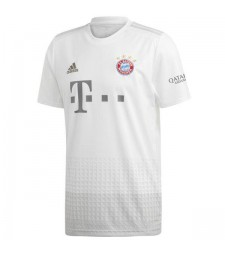 Bayern Munich Away Jersey Mens Soccer Shirt 2019-2020