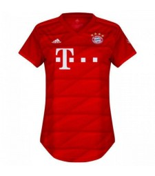 Bayern Munich Home Football Shirt Women Soccer Jersey 2019-2020