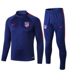 Atletico De Madrid Blue Tracksuit 2018/2019