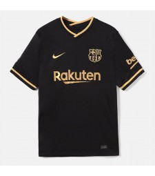 Barcelona Away Soccer Jersey Mens Football Shirt 2020-2021