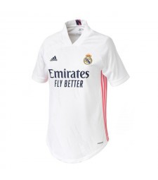 Real Madrid Home Women Soccer Jerseys Female Football Shirts Uniforms 2020-2021