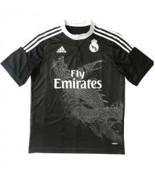 Real Madrid Third Retro Soccer Jerseys Mens Football Shirts 2014-2015
