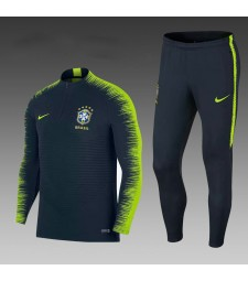 2018 World Cup Brazil Kids Royal Blue Tracksuit