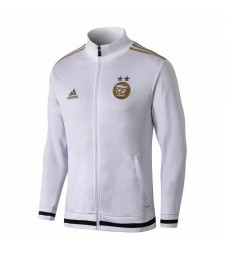 Algeria White High Neck jacket 2019-2020