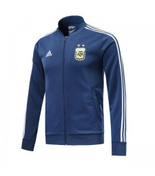 Argentina Gray Blue Jacket 2018/2019