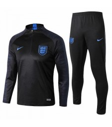 England Black Player Version Tracksuit 2018/2019