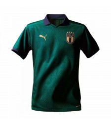 Italy Third Soccer Jersey Mens Football Shirt 2020