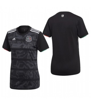 Mexico 2019 Women Home World Cup Jersey