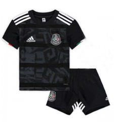 Mexico Copa American Home Kids Kit 2019