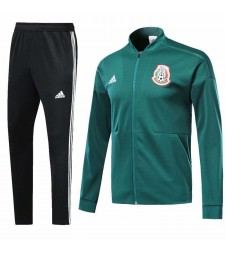 Mexico Green Tracksuit 2018/2019