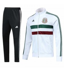 Mexico White Tracksuit 2018/2019
