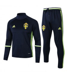 Sweden Royal Blue Tracksuit 2018/2019