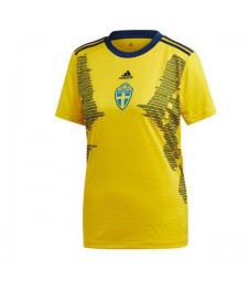 Sweden Women Home World Cup Jersey 2019