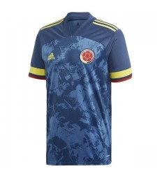 Colombia Away Jersey Football Shirt 2020