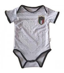 Italy Away Baby Onesie New Born Baby Sunmmer Clothes Jumpsuit Euro Cup 2020
