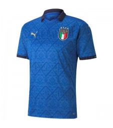 Italy Home Soccer Jersey Mens  Football Shirt Euro Cup 2020