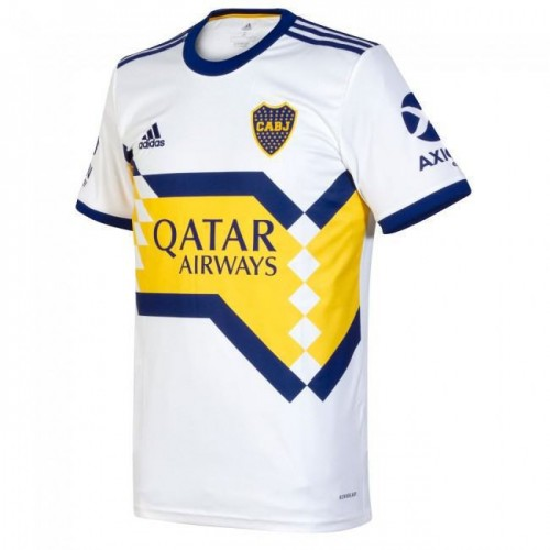 Boca Juniors Away Soccer Jersey 2020 2021