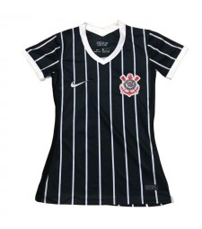 Corinthians Away Women Soccer Jerseys Female Football Shirts Uniforms 2020-2021