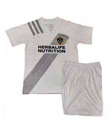 Los Angeles Galaxy Home Kids Soccer Kit 2021