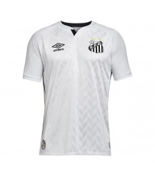 Santos Home Soccer Jerseys Mens Football Shirts Uniforms 2020-2021