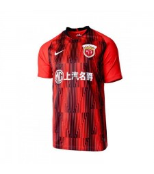 Shanghai SIPG Home Soccer Jerseys Mens Football Shirts Uniforms 2020-2021