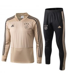 Ajax Earth Yellow Tracksuit 2018/2019