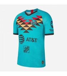 Club America Third Jersey Match Mens Sportwear Football Shirt 2020-2021