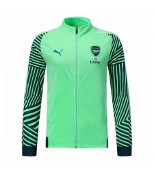 Arsenal Green Jacket 2018/2019