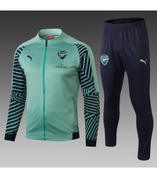 Arsenal Green Tracksuit 2018/2019