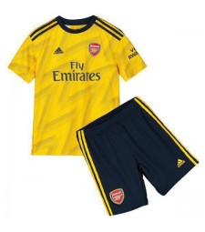 Arsenal Away Kids Football Kit 2019-2020