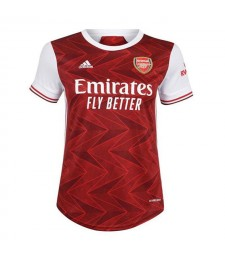 Arsenal Home Women Soccer Jerseys Female Football Shirts Uniforms 2020-2021