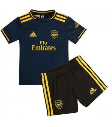 Arsenal Third Kids Football Kit 2019-2020