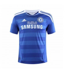Chelsea UCL Final Retro Soccer Jerseys Mens Football Shirts 2011-2012