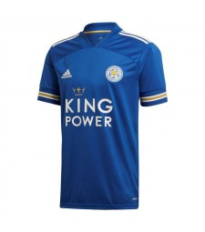 Leicester City Home Football Shirts Mens Soccer Jerseys 2020-2021