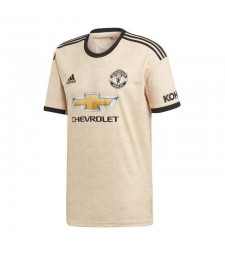 Manchester United Away Football Shirt Mens Jersey 2019-2020