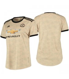 Manchester United Away Women Soccer Jersey 2019-2020