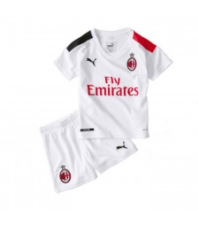 AC Milan Away Soccer Kids Kit 2019-2020