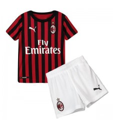 AC Milan Home Kids Kit 2019-2020