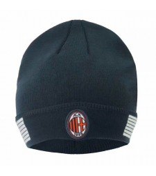 AC Milan Black Wool Cap 2019