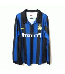 Inter Milan Home Retro Long Sleeve Jersey 1998