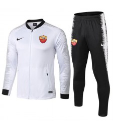 AS Roma White Tracksuit 2018/2019