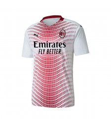AC Milan Away Soccer Jersey Football Shirts Uniforms 2020-2021