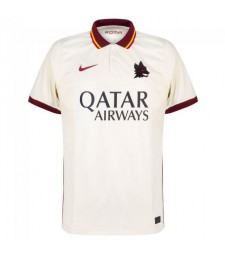 AS Roma Away Soccer Jerseys Mens Football Shirts Uniforms 2020-2021