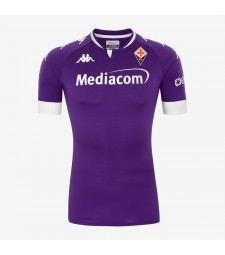 ACF Fiorentina Home Soccer Jerseys Mens Football Shirts Uniforms 2020-2021
